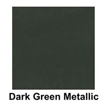 Picture of Dark Green Metallic 4018L~DarkGreenMetallic