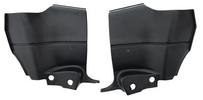 Picture of REPLACEMENT CONV. REAR QTR SET